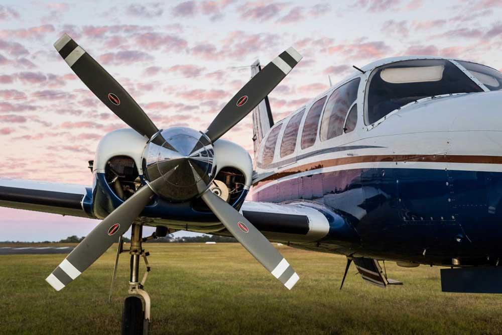 Brisbane Flight Charter - Our Aircraft