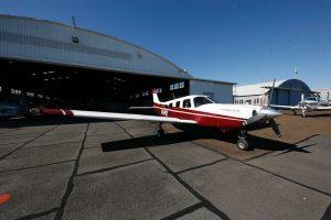 Brisbane Flight Charter Piper Saratoga