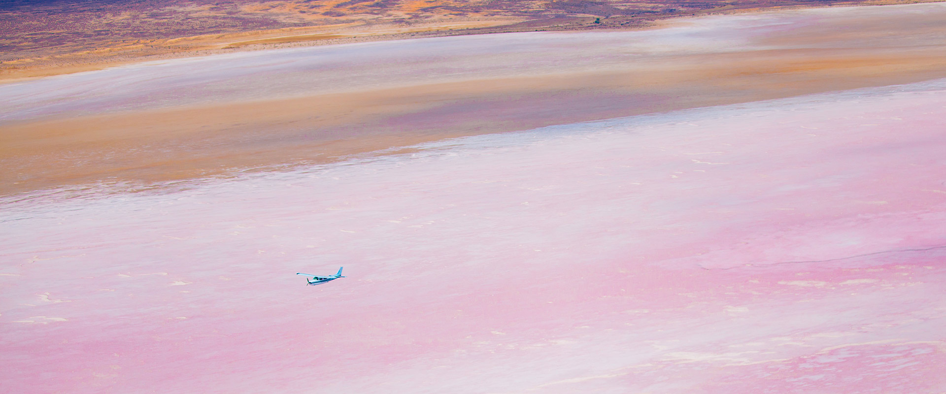 Air Tours of Australia | Lake Eyre, South Australia