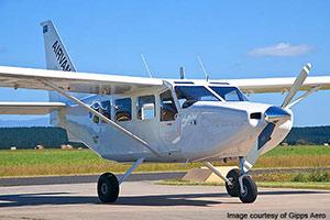 Airvan GA8 | Plane Ferry Service