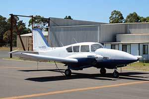 Piper Aztec PA-23-250